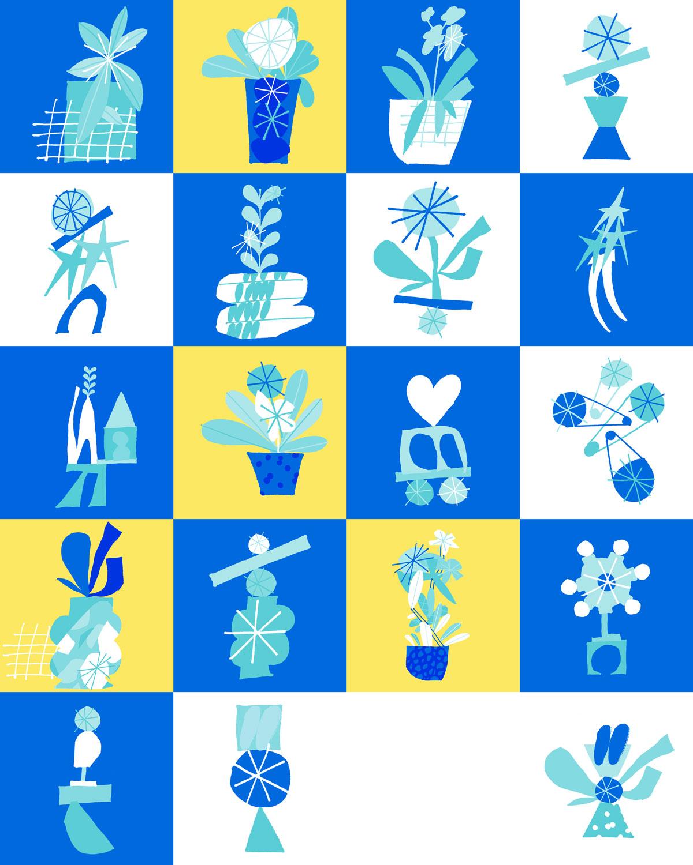 Ludovic Prigent Contenu Web DA Illustrations identity